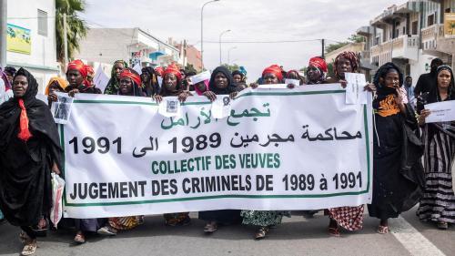 Droits de l'homme: Réponse du Gouvernement de la République Islamique de Mauritanie à la communication de HCNCDH, le 11 juin 2020