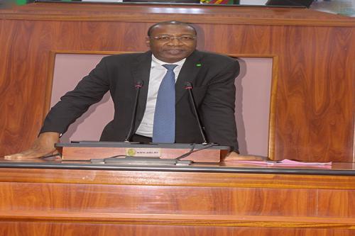 Le ministre de l'Hydraulique explique le déficit en eau et présente la stratégie de son département
