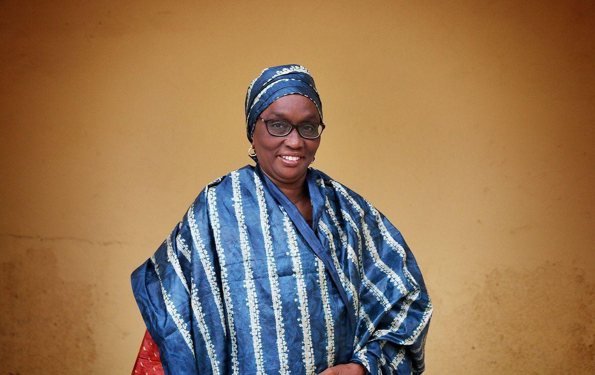 Kadiata Malick Diallo revient sur le problème de l'enrôlement biométrique