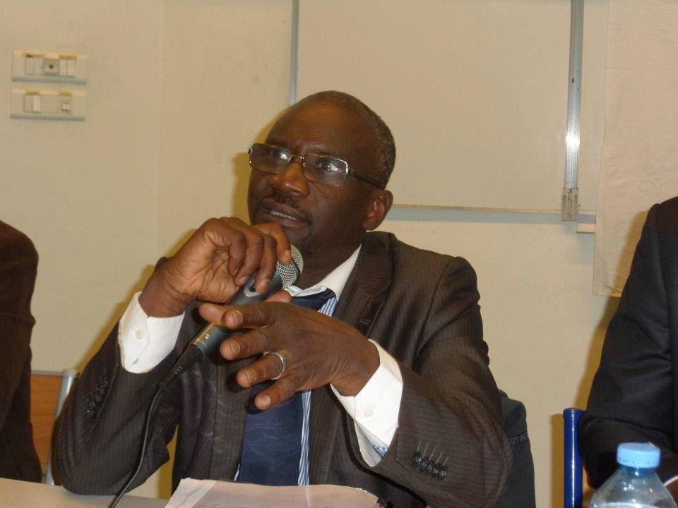 Le professeur Lo Gourmo, vice-président de l'UFP: « Le projet de loi sur cybercriminalité doit être remanié »