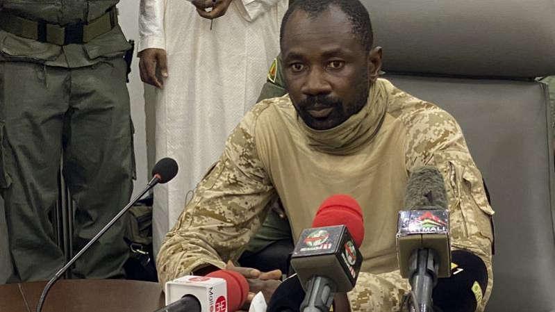 Mali : tentative d'assassinat contre le colonel Goïta, deux suspects arrêtés