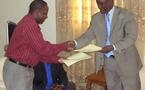 Mauritanie-USA: L'ANAIR et l'IRD signent un protocole d'accord