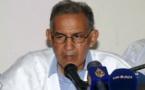 Le leader du Rfd en campagne pour les activités de l'opposition démocratique, le samedi à Nouakchott