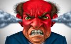 Grosse colère des retraités
