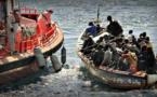 Des émigrés clandestins ouest africains sauvés sur les côtes brésiliennes