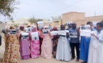 MAURITANIE: PROTESTATION CONTRE L'ARRESTATION DE DEUX JOURNALISTES