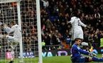 Le premier but d'Adébayor avec le Real Madrid