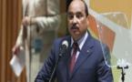 """Vidéo. Abdel Aziz rassure: """"Les relations entre la Mauritanie et le Sénégal sont toujours excellentes"""""""