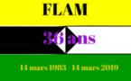 36ème anniversaire des Forces de Libération Africaines de Mauritanie