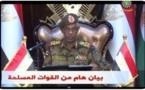 Soudan : le président Omar el-Béchir est destitué par l'armée après trente années au pouvoir