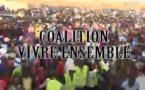 La Coalition Vivre Ensemble au milieu du fleuve