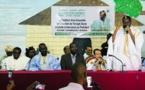 Le candidat Kane Hamidou Baba achève sa visite dans l'intérieur du pays par la ville d'Akjoujt