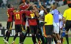 L'Angola fait déjà un pas vers les quarts, contre le Burkina Faso