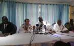 Conférence de presse de la CVE : « Nous allons démarrer l'implantation pour connaître qui est CVE et qui ne l'est pas », déclare Dr. Kane Hamidou Baba
