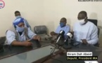 Conférence Presse Biram Dah Abeid le 01/07/2020
