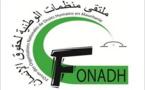 Déclaration du FONADH