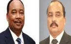Ould Abdel Aziz à Issoufou : Il n'y a aucun problème à négocier avec le régime Ould Cheikh El-Ghazwany